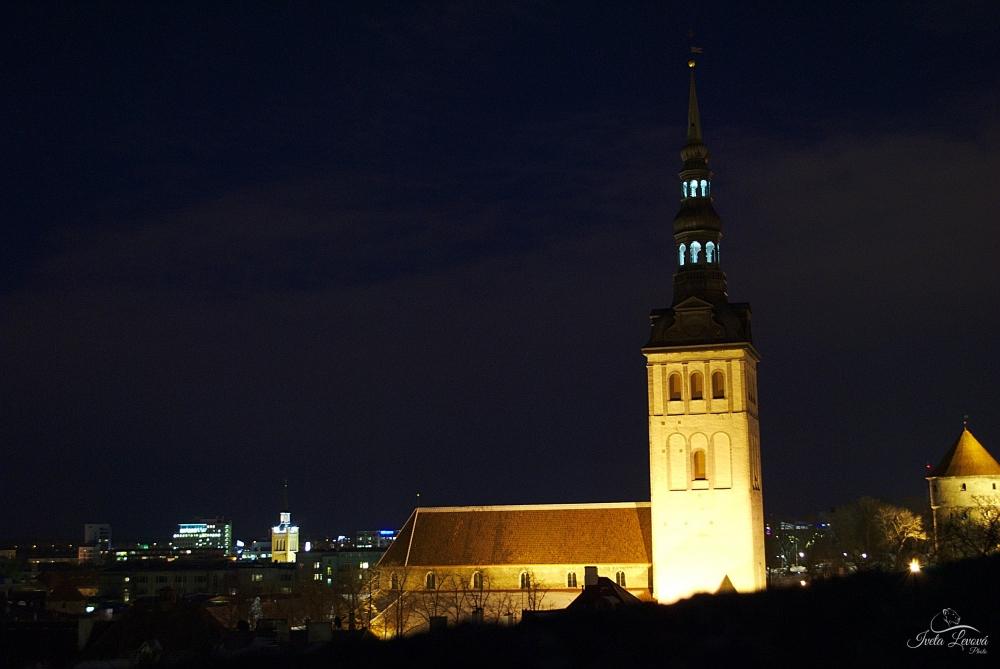 Procházky po Tallinnu