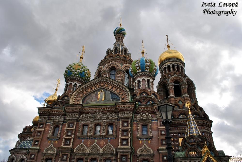 Petrohrad přes Helsinki, 17.-22.4.2013